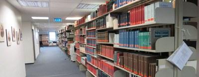 Bibliothek des ZHF